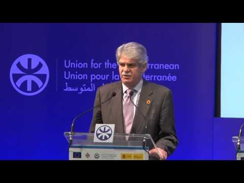 Press Conference 2°  Regional Forum of the Union for the Mediterranean (UfM)