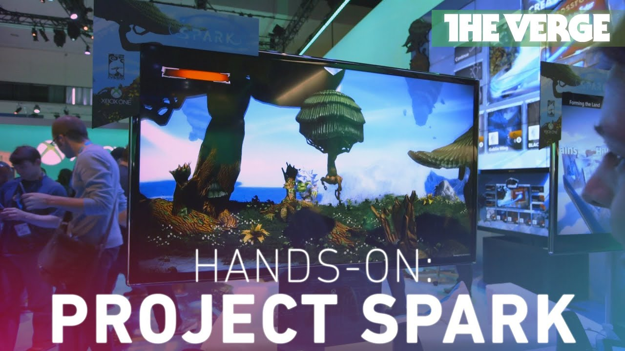 Project Spark on the Xbox One at E3 2013 thumbnail