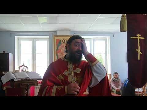 Богу не с кем поговорить! Воскресная проповедь. Протоиерей Андрей Ткачев