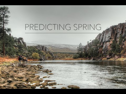 Predicting Spring - Bad Weather Fly Fishing