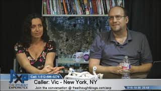 Secular AA Groups | Vic (Atheist) - New York, NY | Atheist Experience 20.43