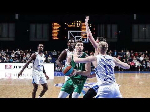 Enisey vs Stelmet Zielona Gora Highlights January, 13 | Season 2019-20