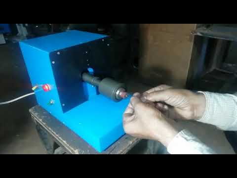 Enamel Wire Stripper machine