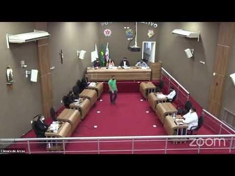 Reunião Ordinária (08/02/2021) - Câmara Municipal de Arcos