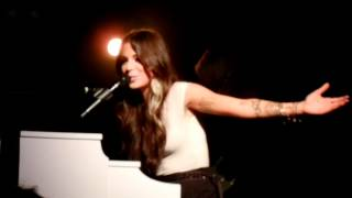 "Christina Perri talks about ""My Eyes"" and being in Asheville"