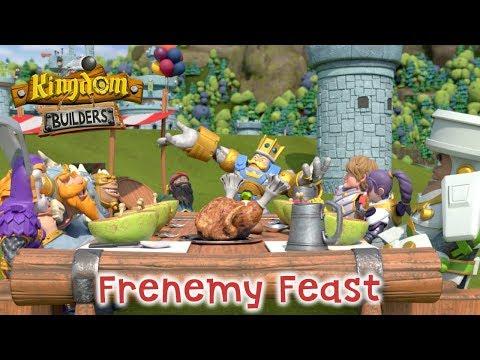 Kingdom Builders   Episode 16: Frenemy Feast   Cartoon Webisode for Kids