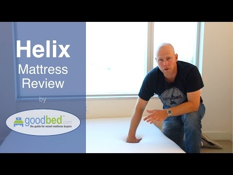Helix Mattress Review (VIDEO)
