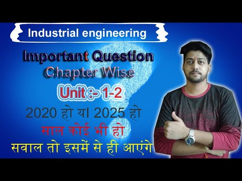 mp4 Industrial Engineering Question Bank, download Industrial Engineering Question Bank video klip Industrial Engineering Question Bank