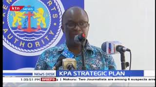 CS Transport, James Macharia presides over launch of KPA strategic plan