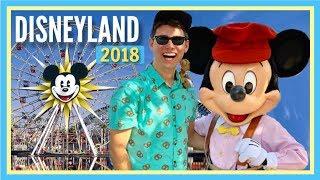 CAST MEMBERS RETURN TO DISNEYLAND | DisneyLand Vlog Day 1