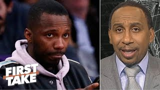 Stephen A. questions why the NCAA implemented the 'Rich Paul rule' | First Take