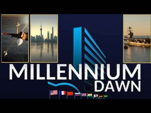 HOI4 Millennium Dawn Modern Day Mod UPDATE - TheWoodstock - Video