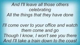 Dido - Happy New Year Lyrics