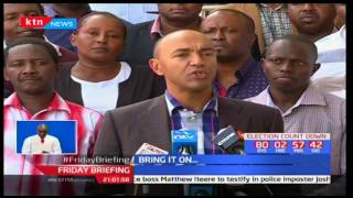 Former Gatanga MP Peter Kenneth ditches Jubilee party after Mike Sonko's trouncing in the primaries
