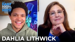 Dahlia Lithwick - Is the Supreme Court Broken? | The Daily Social Distancing Show