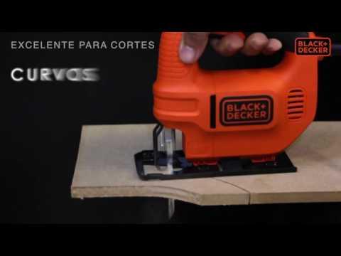 SERRAS TICO TICO - KS501- KS701 BLACK + DECKER