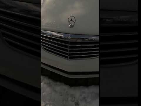 Mercedes e280 cdi w211 weird noise!!! - смотреть онлайн на Hah Life