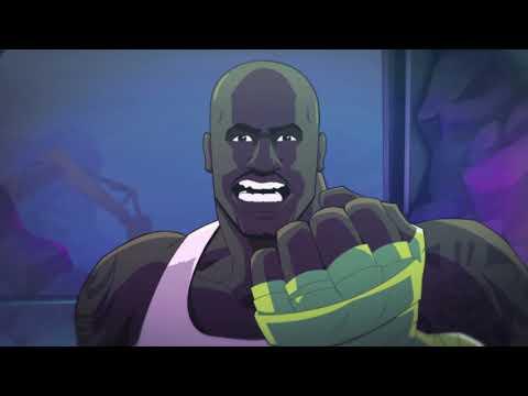 Shaq Fu: A Legend Reborn - Date Announce Trailer thumbnail