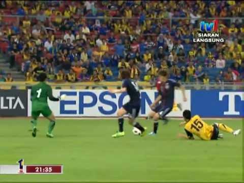 [Kelayakan Olimpik] MALAYSIA 0 - 1  JAPAN