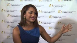 Festival 2014 - Interview Monica Raymund - Chicago Fire