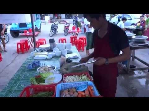 Myanmar Fried rice ทะมินจอ ข้าวผัดพม่า