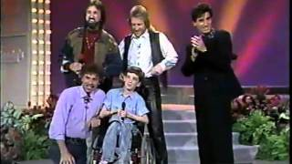 Bradley Walker - Nashville Now with the Oak Ridge Boys 1989