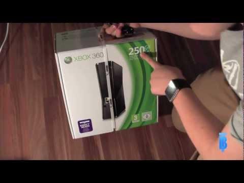 Xbox 360 Slim Unboxing [German/Deutsch]