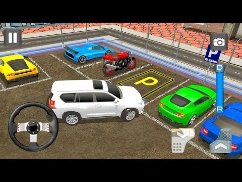 Prado Car Parking City Drive (by Gamers Hive) Android Gameplay [HD]