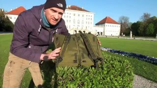 Berghaus MMPS 20 Seitentaschen