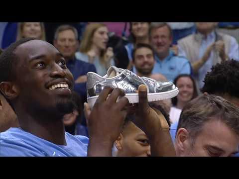 Carolina Basketball: Coach Roy Williams Honored for Win #800!