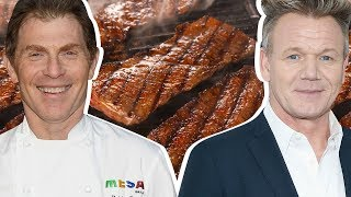 Gordon Ramsay Vs. Bobby Flay: Whose Grilled Steak Is Better?