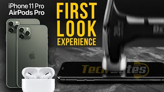 Apple I Phone 11 Pro Max Unboxing with Airpods Pro in Chennai | First Look Experience | Tech Bytes