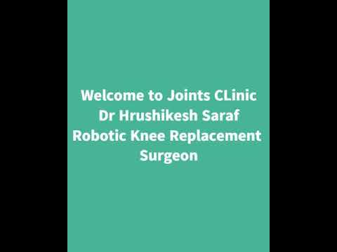 Thumbnail of video - Robotic Knee Replacement -patient Testimonial
