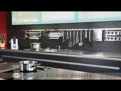 RÖSLE - Offene Küche