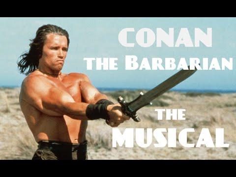 Barbar Conan: Muzikál
