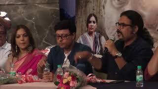 सचिन पिळगांवकर , विक्रम गोखले , शिल्पा तुलस्कर अपनी मराठी फ़िल्म सोहळा के पोस्टर और ट्रेलर लांच पर जुहू के सी प्रिंसेस होटल आये