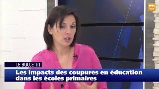 Isabelle Doucet - École Jardin-des-Saints-Anges