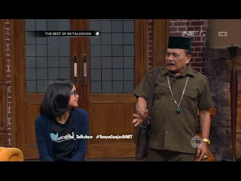 The Best Of Ini Talk Show - Pak RT Kaget Liat Ponakannya di ITS