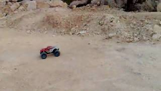 preview picture of video 'RC Truck - Land Overlord  Nitro.28 - 1/8 Scale'