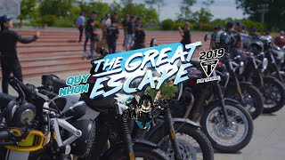 The Great Escape 2019 | Triumph Motorcycles Ba Miền Việt Nam   Intro Video