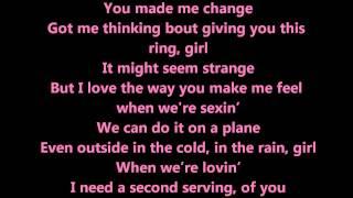 Chris Brown - Second Serving Lyrics