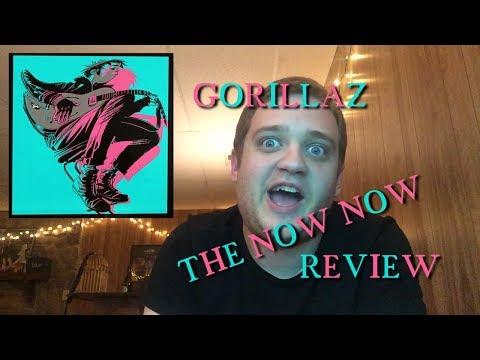 Gorillaz – The Now Now Album Review