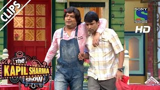 Meet The Manager Of Thoko Coffee ShopThe Kapil Sharma Show Episode 34 14th August 2016