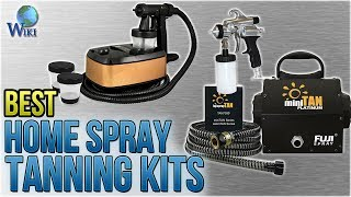 7 Best Home Spray Tanning Kits 2018