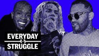 Everyday Struggle - Tory Lanez v. Joyner Lucas Battle, 6ix9ine Dropping 'Dummy Boy' While Locked Up