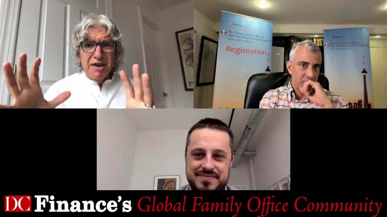 DC Finance's Family Office Online Discussion -With Mr. David Sable, Ex Global Chairman Y&R