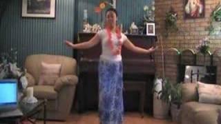 Hawaiian Wedding Song - Hawaiian Dance
