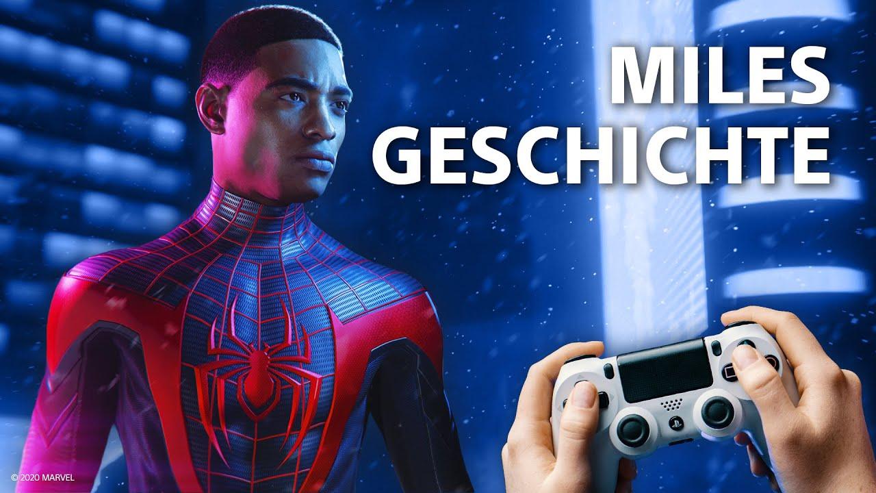 Marvel's Spider-Man: Miles Morales – Wer ist der neue Spider-Man?
