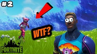 Fortnite Legendary and Funny Moments #2 (TRY NOT TO LAUGH)