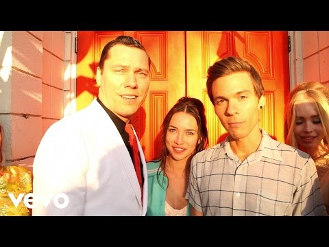 Tiësto - Wasted (Behind The Scenes) ft. Matthew Koma